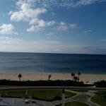 久米島旅行記3日目。朝食のあと、はての浜へ!島時間凄い!夕食は亀吉で♪