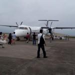 久米島旅行記5日目。朝食、空港、お土産♪久米島バスが島時間で焦る。
