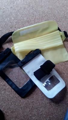 iPhone6も入るスマホ防水ケースのおすすめ、海で濡れても撮影できる方法と劣化浸水について。