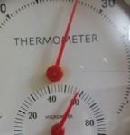 窓と部屋の寒さ対策で4℃も暖かくなる^^☆なぜ同じ温度でも冬は寒いのか?