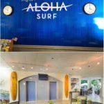 アクアアロハサーフホテル ワイキキの部屋と朝食 周辺環境^^☆彡